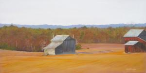 Fall Barns (Caswell-County)